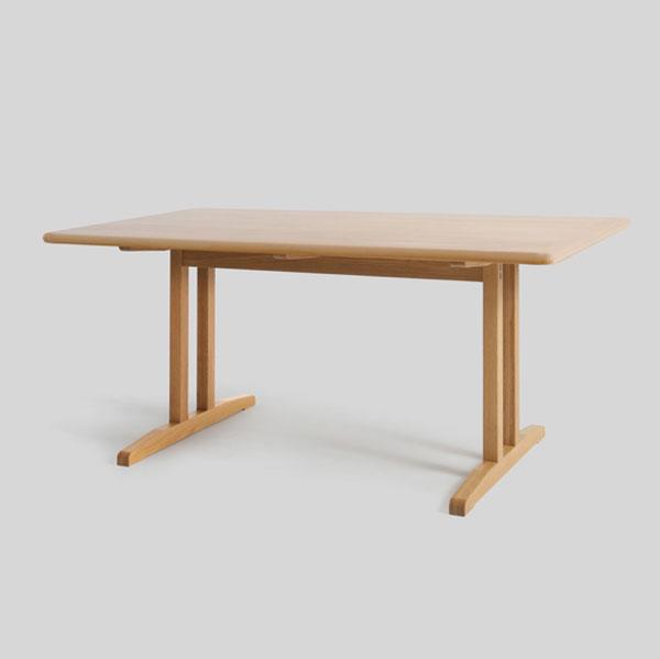 【デザイナー:ボーエ・モーエンセン】商品名:C18 ダイニングテーブル w140【ハイクラス・リプロダクト/復刻版/保証付き】【ダイニングテーブル】【レストラン】【北欧】【カフェ】【木製】【オフィス】【140cm】【デスク】