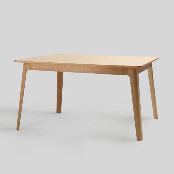 【デザイナー:ショーン・ディックス】商品名:ストリート ダイニング テーブル w120【ハイクラス/保証付き】【ダイニングテーブル】【レストラン】【北欧】【カフェ】【木製】【天然木】【デスク】【会議テーブル】【120cm】