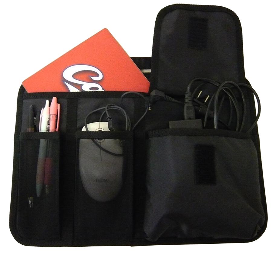 ビジネスバッグの中身を整理整頓 予約 新作送料無料 数量限定 コンテンツポケット付インナーバッグ バッグインバッグ