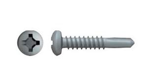 H鋼を下穴なしで ぶち抜くビス AX BRAIN NEW売り切れる前に☆ アックスブレーン 安全 AXマルチドリルビス5mm徳用箱 5mm×19mm 230本入り ナベ ステンレスコーティング MBS-519NB 厚鉄板用