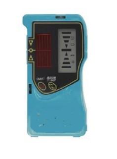 ラインの見にくい屋外や明るい場所でも墨出し作業ができます AX 送料無料/新品 BRAIN アックスブレーン レーザー墨出し器専用受光部 LL-50LB バイスセット 1年保証 レーザーマン 受光器