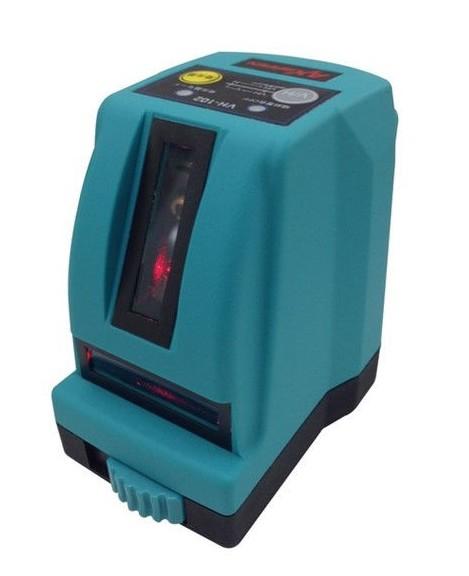【AX BRAIN(アックスブレーン)】受光器対応/縦・横レーザー墨出し器/VH-102/屋外屋内兼用/レーザー照射切り替え機能付き