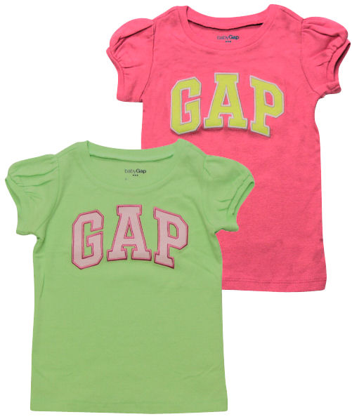 Kids' Clothes, Shoes & Accs. Gap Girl's T T-shirts & Tops Shirt