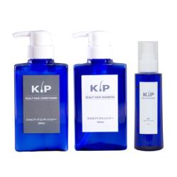 【送料無料】 KIP スカルプヘア スタートケア 3点セット (男女用)[スカルプ / ヘアケア / スカルプケア / シャンプー / KIP / コンディショナー / エッセンス]【おすすめ】
