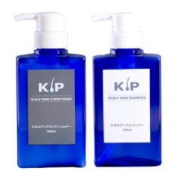【送料無料】 KIP スカルプヘア シャンプー & コンディショナー セット(各300mL/男女用)[スカルプ / ヘアケア / スカルプケア / シャンプー / KIP / リンス]【おすすめ】