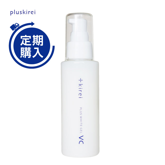 All-in-one gel positive beautiful positive white gel VC <100 g> with  vitamin C derivative [for approximately 1 5 months]