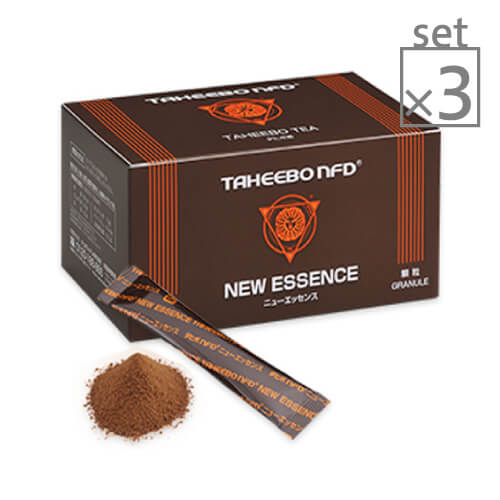 タヒボ茶「タヒボNFD」ニューエッセンス 3箱セット[ タヒボ / タヒボ茶 / タヒボNFD / エッセンス / エキスタイプ ]【おすすめ】 母の日