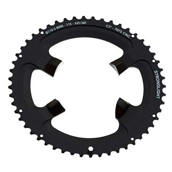 Stronglight 自転車の部品 食器 Shimano 110 BCD Chainring Compatible With 48t