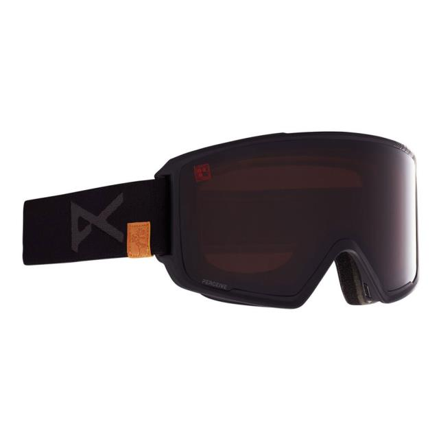 SEAL限定商品 送料無料 Anon 共用 プロテクター スキーゴーグル M3 公式 Goggles MFI R Ski +Spare Lens
