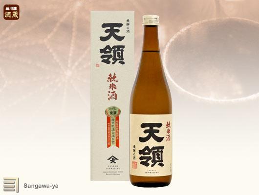 迅速な対応で商品をお届け致します 天領酒造 迅速な対応で商品をお届け致します 純米酒 天領 ※お取寄※ 720ml