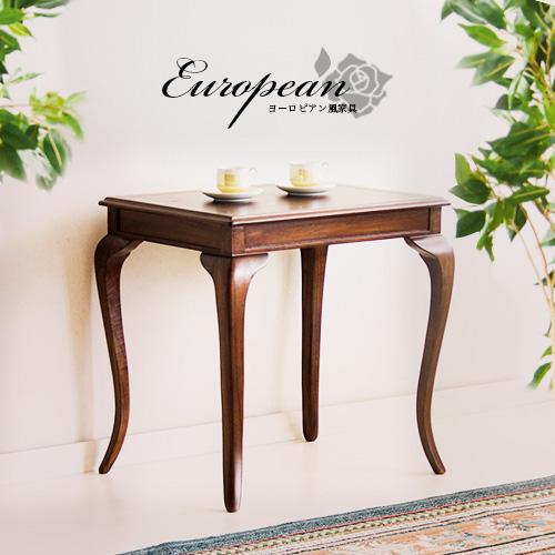 偉大な コーヒーテーブル エレガント優雅 ( ヨーロピアン アンティーク風 アンティーク風 クラシックテーブル ) 幅61cm約60cm カフェテーブル 木製コーヒーテーブル カフェテーブル 落ち着いたブラウン エレガント優雅, センナングン:57d3abc3 --- clftranspo.dominiotemporario.com