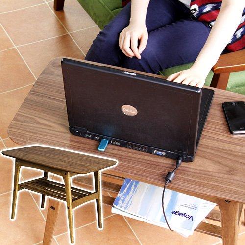 コーヒーテーブル Sサイズ リビングセンター ローテーブル 北欧風 センターテーブル フロアテーブル リビングテーブル ミッドセンチュリー ウォルナット ウォールナット /木製/通販