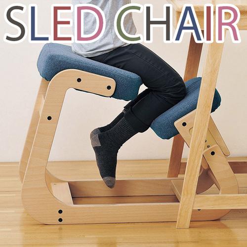 バランスチェア 姿勢矯正 椅子 スレッドチェア 木製 パーソナルチェア パソコンチェア 学習用イス ブラウン ブルー レッド ピンク グリーン