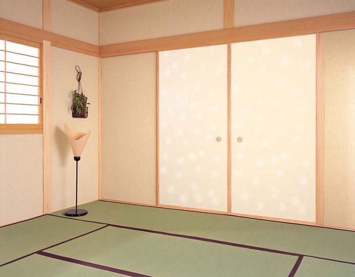 【純国産畳 2層型建材床 糸引き(4.5帖新調) さつき-SATSUKI-】【YDKG-k】【smtb-k】【KB】