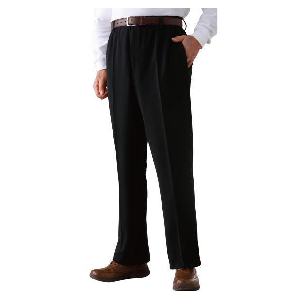 日本製撥水加工裏綿パンツ3色組 股下65cm3色組