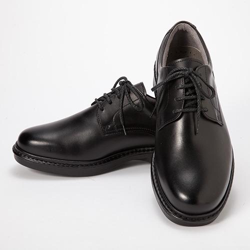 金谷製靴 カネカ 強力撥水加工 ビジネスシューズ プレーン紐 5E 6103 1足