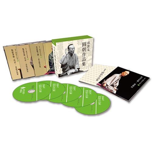 ソニーミュージック 【CD】桂歌丸 圓朝作品集 DQCW-3421 1セット(5枚入)
