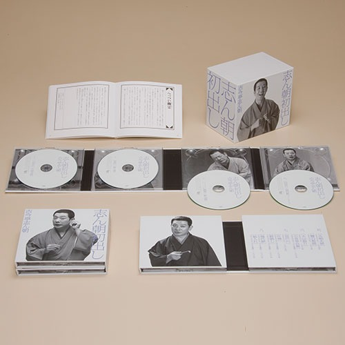 ソニーミュージック 【CD】古今亭志ん朝 志ん朝初出し MHCL-1671 1セット(12枚入)