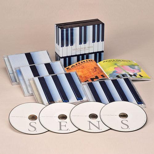 ソニーミュージック 【CD】S.E.N.S. PURE BEST Sound. Earth. Nature. Spirit. DYCL-1681 1セット(4枚入)