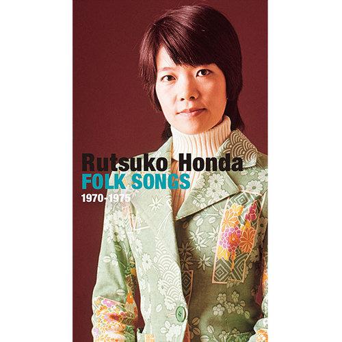 ソニーミュージック 【CD】Rutsuko Honda FOLK SONGS 1970-1975 本田路津子 DYCL-3391 1セット(5枚入)