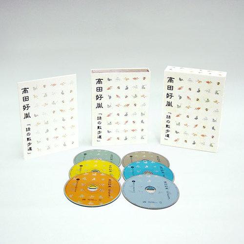 ソニーミュージック 【CD】高田好胤 話の散歩道 DYCW-1095 1セット(6枚入)