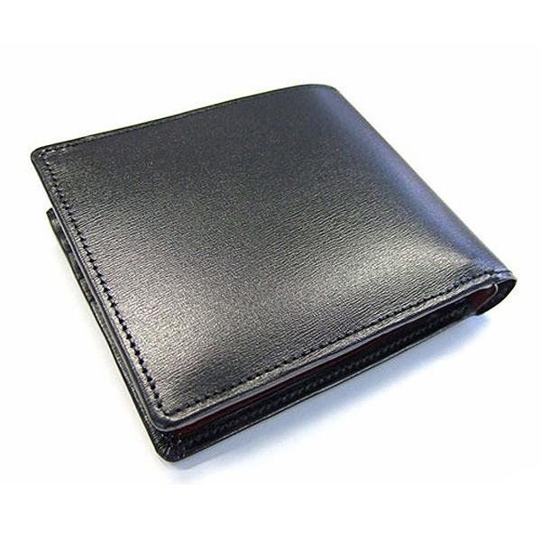 プレリー プレリーギンザ ボックスカーフ ヴェネチアン 二つ折り財布(小銭入れ有) NP56118 1個