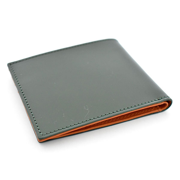 プレリー プレリー1957 コードバン1957 二つ折り財布(小銭入れ無) NP12318 1個