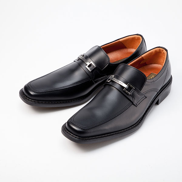金谷製靴 カネカ 日本製 牛革ビジネスシューズ ビット 4E 5011K 1足