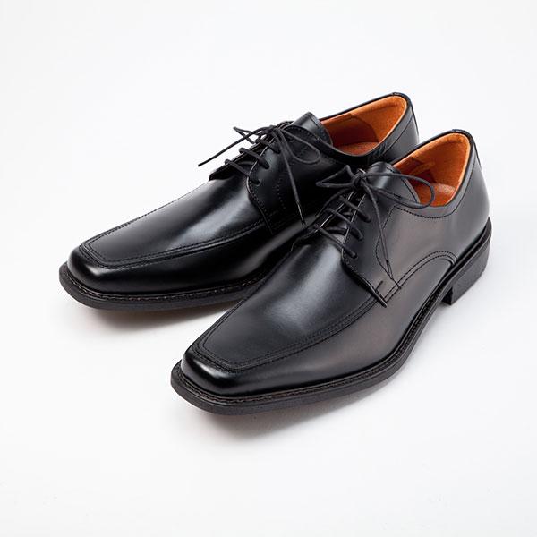 金谷製靴 カネカ 日本製 牛革ビジネスシューズ Uチップ 4E 5030 1足