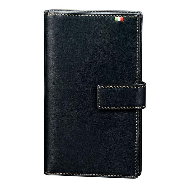 ビスポーク ミラグロ タンポナートレザー 30枚カード収納財布 CA-S-2163 1個