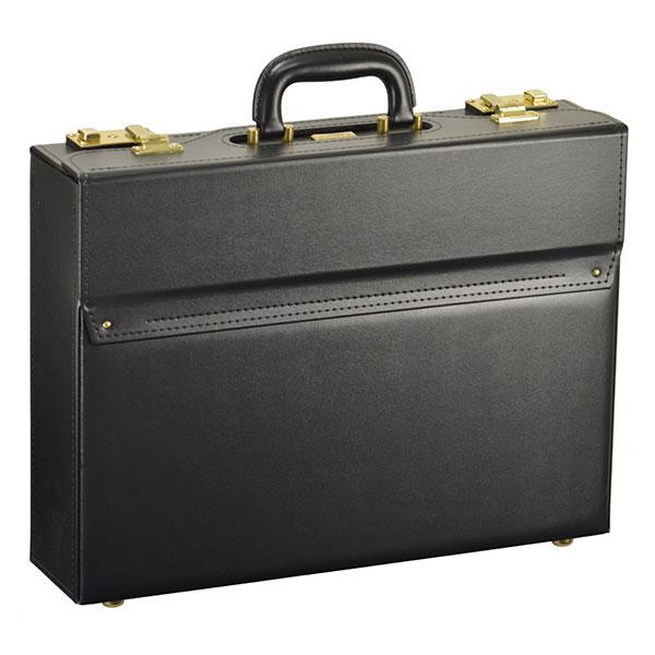 マチ幅10センチ 輸入 たくさん書類を持ち運べるフライトケース 平野鞄 ジェイシーハミルトン 日本製 フライトケース 44cm 20041 B4 A3 休み 1個