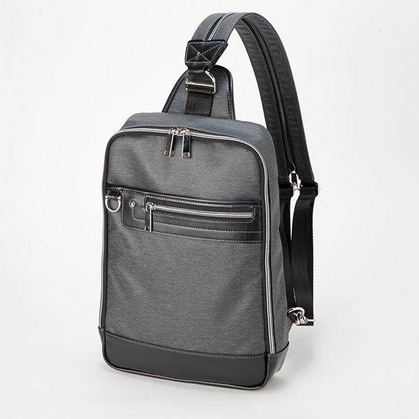 平野鞄 グラフィット 2WAYボディーバッグ 16433 1個