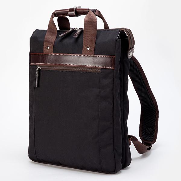 平野鞄 グラフィット 2WAY 3層薄マチトートリュック 42568 1個