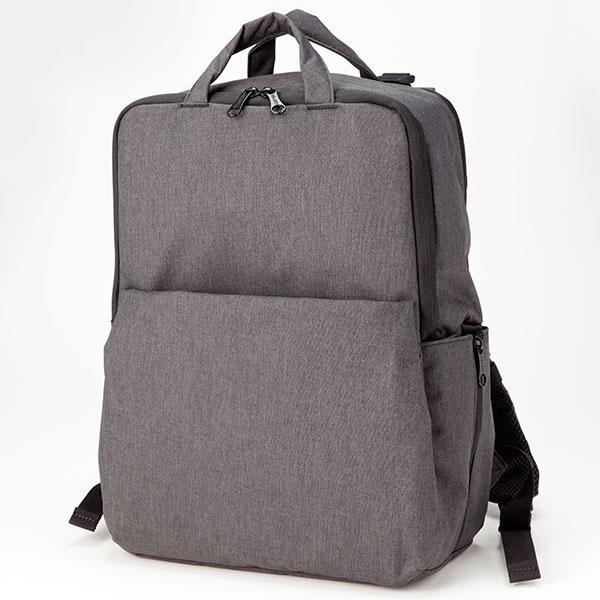 平野鞄 グラフィット 2WAYビジネスリュック サイドオープン 42570 1個