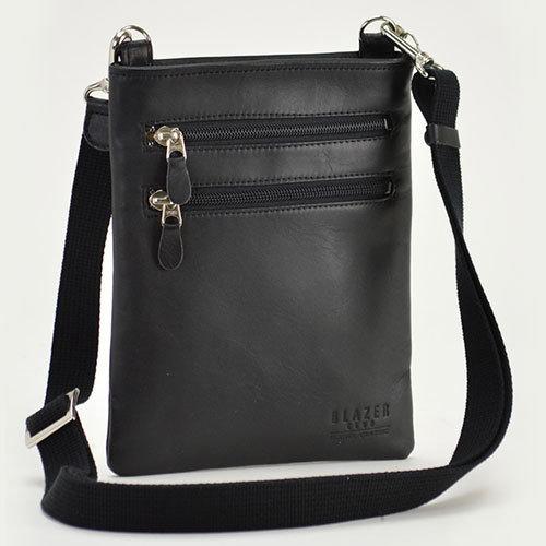 平野鞄 ブレザークラブ 牛革薄マチ縦型ミニショルダーバッグ 16367 1個