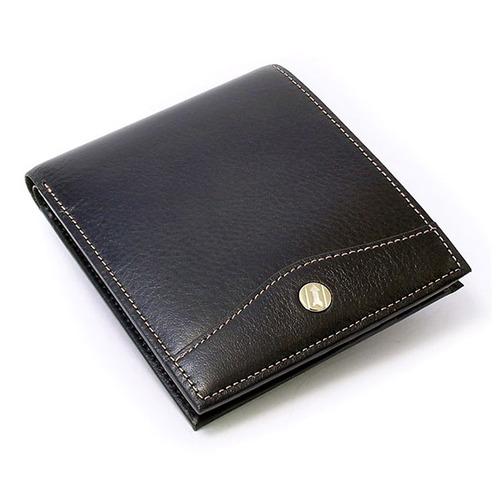 プレリー ゴールドファイル オックスフォード 二つ折り財布(小銭入れ無) GP10518 1個