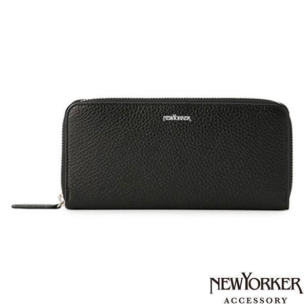 スタイル ニューヨーカーアクセサリー カラー&チェックジップ長財布 NYK444 1個