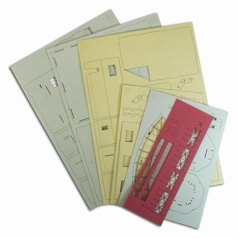 航空视景系列 ◆ 纸模型工具包/papercraft ◆ 培训的模型 N-gage 启用