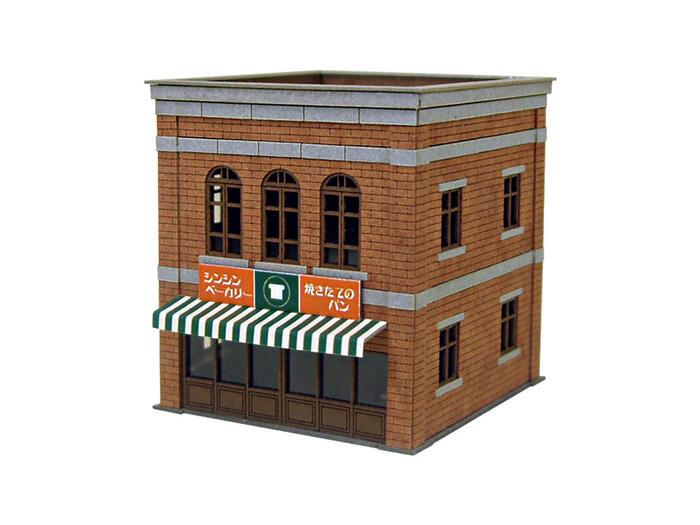 Oldie but diorama series ◆ paper model Kit/papercraft ◆ train model N-Gage  enabled