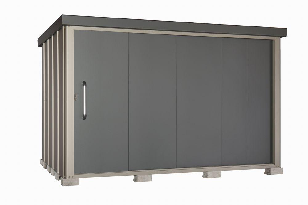 サンキン物置 SK8-180(棚板棚柱セット付き)+標準組立工事付