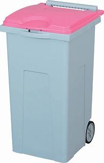 ごみ箱ゴミカート90P(4輪)