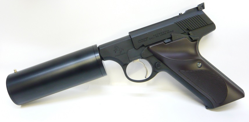 CAW Colt Woodsman 限定 KILLER SUPPRESSOR MODEL HW