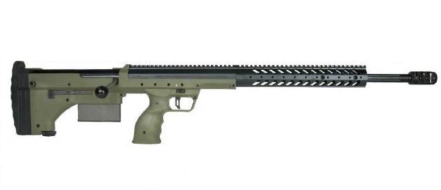 SILVERBACK エアーコッキング ライフル Desert Tech SRS-A1 26inch ODカラー SBA-SBA-BLT-01OD-99500-WOE