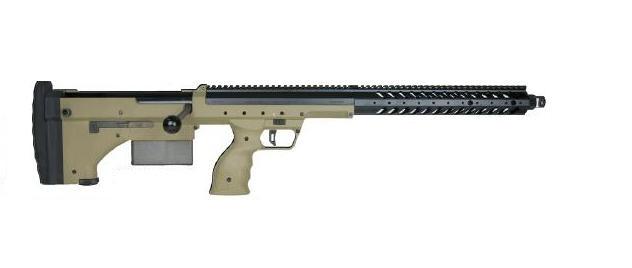 SILVERBACK エアーコッキング ライフル Desert Tech SRS-A1 22inch FDEカラー SBA-SBA-BLT-02FDE-97500-WOE