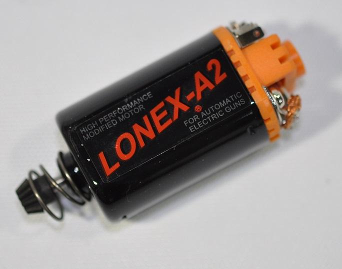 LONEX 电机 A2 无限转矩了短 GB-05-14-9800
