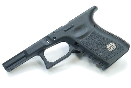 卫兵帧东京丸井 KJWORKS G19/23 欧元版黑色真正邮票格洛克 61 (BK)-5700