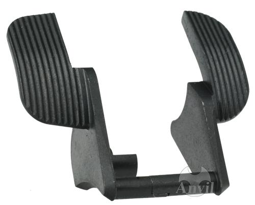 Anvil アンビセフティー 東京マルイM1911シリーズ用 INFINITY Exta Wide タイプ Fe CNC Black TM-GMP-E13-SB-12500-WOE