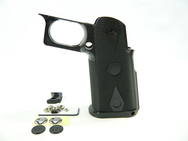 SD グリップ Black 東京マルイ Hi-CAPA用 GSMS940BK