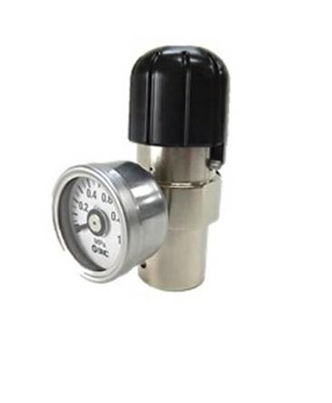 サンプロジェクト メーター付きグリーンガス固定レギュレーター SP-12000