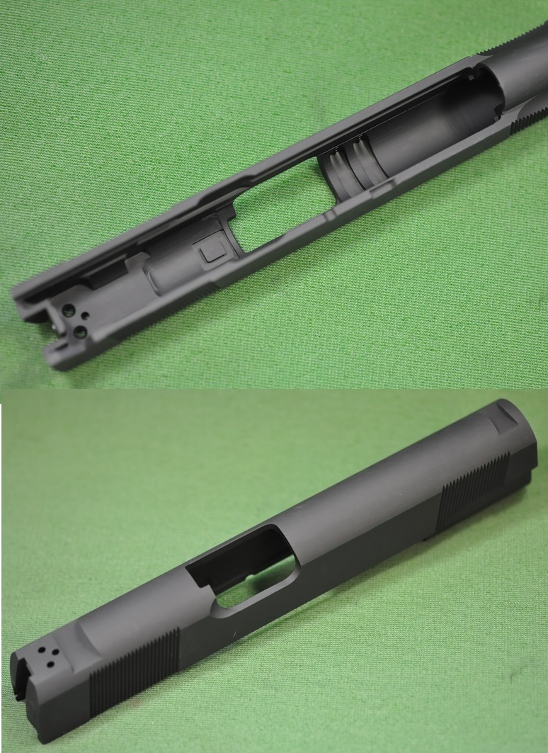 供PGC特别定做放映装置Para-Ordnance H.R.T Special WA SCW型使用的45ACP 5inch Black 20000